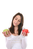 Femme en bonne santé Photographie stock