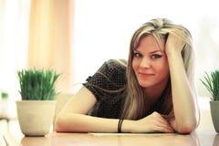 Femme en bonne santé Photographie stock libre de droits
