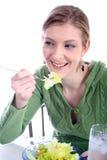 Femme en bonne santé Image stock