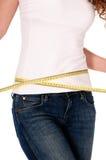 Femme en bonne santé d'ajustement Image stock