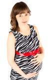 Femme enceinte Images stock