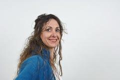 Femme entre deux âges attirante. Photographie stock libre de droits