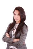 Femme exécutif de l'Asie Images stock