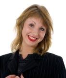 Femme expressif Photographie stock libre de droits