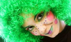 Femme fou Photographie stock libre de droits