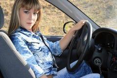 Femme-gestionnaire sexy photos stock