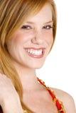 Femme heureux Photos libres de droits