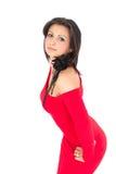 Femme hispanique photos stock