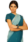 Femme indien image stock