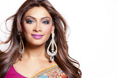 Femme indien images stock