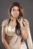 Femme indien photographie stock