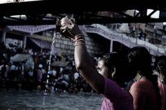 Femme indien images libres de droits