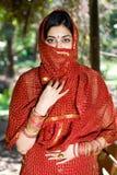 femme indien Photos stock