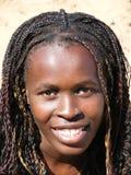 Femme indigène malgache Images libres de droits