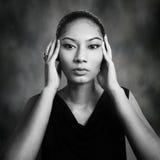 Femme indonésien Image libre de droits