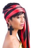 Femme japonaise Photo stock