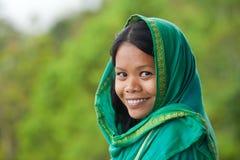 Femme local Photos libres de droits