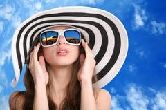 femme luxueux Photo libre de droits