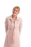 Femme mûre attirante Photo stock