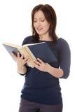 Femme mûre d'étudiant photo stock