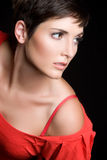 Femme magnifique photo stock