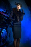 Femme magnifique Image stock