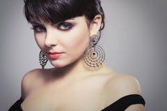 Femme magnifique images libres de droits