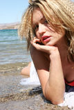 Femme magnifique photographie stock libre de droits
