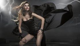 Femme magnifique Image libre de droits