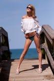 Femme magnifique sexy photographie stock