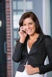 femme moderne de bureau d'affaires Photos libres de droits