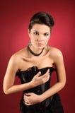 Femme mortel. photographie stock libre de droits