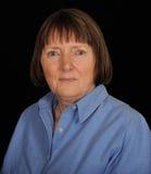 femme moyenne âgée photos libres de droits