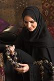 Femme musulman Photo libre de droits