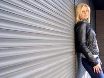 Femme occasionnelle photographie stock libre de droits