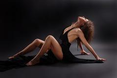 Femme passionné Photo libre de droits