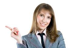 Femme réussie d'affaires photos libres de droits