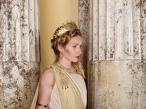 Femme romain Photo stock