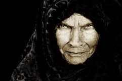 Femme rurale russe Images libres de droits