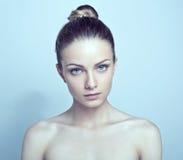 Femme sensuelle Image libre de droits