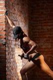 Femme sportive sexy Photos stock