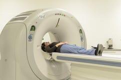 Tomographie d'ordinateur Image stock
