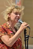 Femme Tammy Baldwin du congrès Images libres de droits