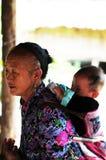 Femme thaïlandaise photo libre de droits
