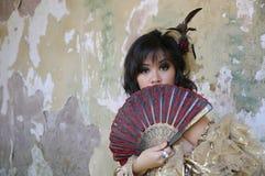 Femme victorien Images libres de droits