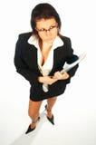 Femmes 3 d'affaires image libre de droits