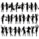 Femmes Photo libre de droits