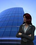Femmes 5 d'affaires Images stock