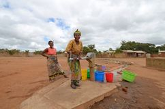 Femmes africains Images libres de droits