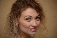 Femmes avec le maquillage Image libre de droits